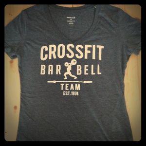 Reebok CrossFit Tee NEVER WORN